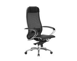 Офисное кресло Samurai S-1.04 черный