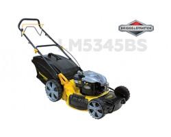 Бензиновая самоходная газонокосилка Champion LM5345BS (Чемпион LM 5345BS)