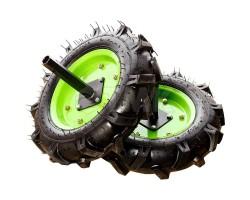 Колеса с крепежом для мотоблоков и культиваторов 4.00-10 RedVerg (2 шт)
