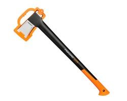 Набор FISKARS топор Х25+нож строительный 18 мм CarbonMax