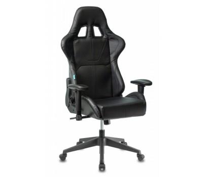 Кресло игровое Zombie VIKING 5 AERO Edition черный искусственная кожа с подголов. крестовина пластик