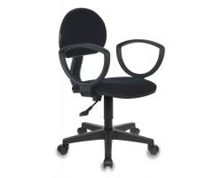 Кресло Бюрократ Ch-213AXN черный 10-11
