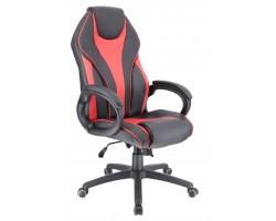 Кресло геймерское Everprof Wing Экокожа Красный
