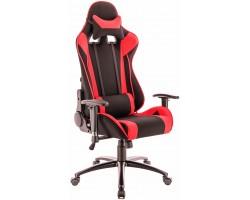 Кресло геймерское Everprof Lotus S4 ткань красный