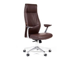 Кресло CHAIRMAN Vista коричневое