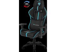 Кресло компьютерное игровое ThunderX3 BC5 Black-Cyan AIR