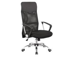 Компьютерное кресло Everprof Ultra T Сетка Черный офисное