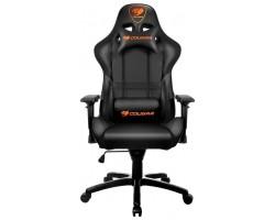 Игровое кресло Cougar Armor Black