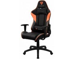 Кресло компьютерное игровое ThunderX3 EC3 Black-Orange AIR