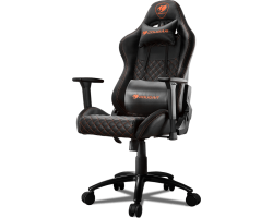 Кресло компьютерное игровое Cougar RAMPART Black [3MARMPRB.BF01]