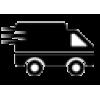 Газонокосилка бензиновая HUTER GLM-5.0S